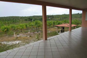 Land with house for sale, Arembépe, Camaçari, Bahia, Brazil.